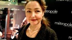 Catherine Frot en visite à Montréal