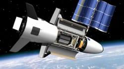 Une navette spatiale classée