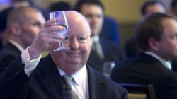 Mike Duffy Bailing Out On