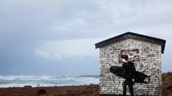 Graffiti persi nel nulla, la street art di Pøbel anima i luoghi