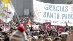 Ultimo Angelus di Benedetto XVI, il saluto di piazza San