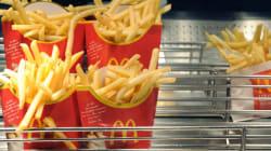 McDo promet des frites 100%