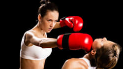 Are Fights Between Women More Harmful Than Male