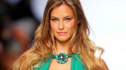 La top model Bar Rafaeli reclutata dal governo