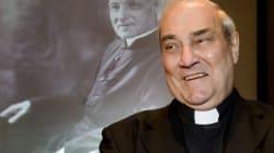 Le cardinal Turcotte se dit confiant de voir le conclave choisir le bon
