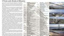 Ponte sullo stretto di Messina: l'appello di professori e ingegneri: