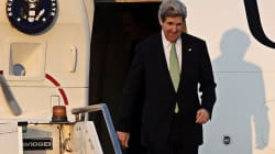 Kerry a Roma nel giorno dell'addio dell'