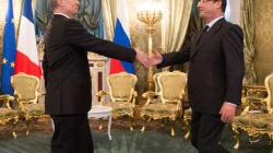 Le grand écart de François Hollande en