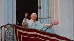 Revivez la dernière journée du pape Benoît