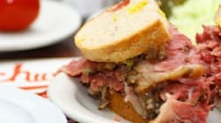 Schwartz n'est pas le meilleur «smoked meat» à Montréal, selon Justin