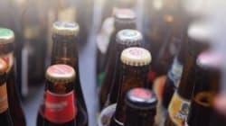 Une bière, c'est