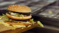 En France, on va plus au fast-food qu'au