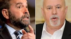 Mulcair To Ex-NDP MP: Resign And Face