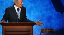 Mariage gay: pour une fois Clint Eastwood est d'accord avec Barack