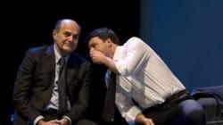 Matteo Renzi difende Bersani:
