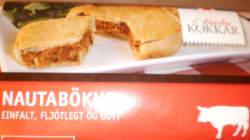 En Islande, pas de viande dans la tarte à la
