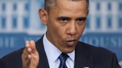 Obama rejette la faute sur les