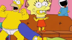 D'oh! Harlem Shake, version Simpsons!