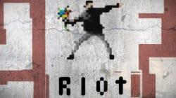 Riot, il videogame che ti fa rivivere gli scontri di piazza (FOTO