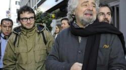 Grillo a Roma incontra i