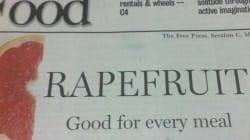Worst Headline Design