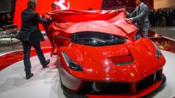 Apple et Ferrari lancent une voiture à 1 million