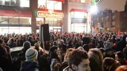 Manifs: des commerçants disent aux élus de laisser la police faire son