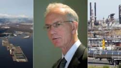 David Black, Press Baron Behind B.C. Refinery Pitch, Has A Climate Denier