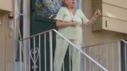 À 88 ans, elle danse