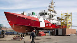 Ottawa Inks Hefty Shipbuilding