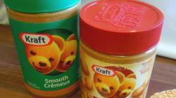De nouveaux oursons sur nos pots de beurre d'arachide Kraft