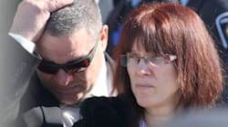 Funeral For Quebec Officer Draws