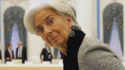 Vous ne devinerez jamais ce que Christine Lagarde conseille à la