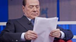 La nota di Berlusconi: