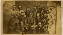 Louis Riel: de rares photos découvertes en