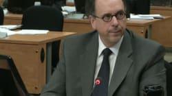 Claude Léger de retour devant la commission