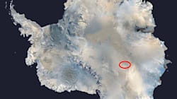 Vast Antarctic Lake Teeming With