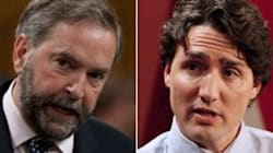 Mulcair 'Distressed' By