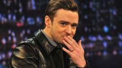 Le nouvel album de Justin Timberlake en écoute