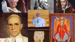 François est le 266e pape. Qui sont les 265