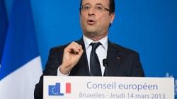 Pour Hollande, la France est