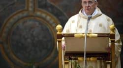 Papa Francesco sprona la Chiesa: