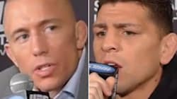 WATCH: Bizarre Exchange Amid GSP Steroid