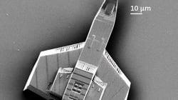 Une imprimante 3D capable de créer des objets plus fins qu'un cheveu