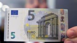 Moneta unica: ecco la nuova banconota da 5 euro