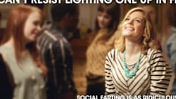 WATCH: Social Farting vs. Social