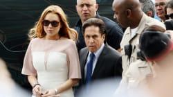 Lindsay Lohan condamnée à 90 jours dans un centre fermé