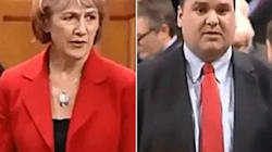 WATCH: Liberal Hopeful Mocked By Cabinet