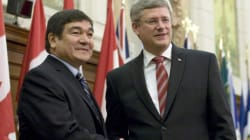 Harper Just Wants 'Control,' Former Tory MP