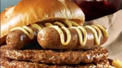 McDonald's lance le pire burger du monde en